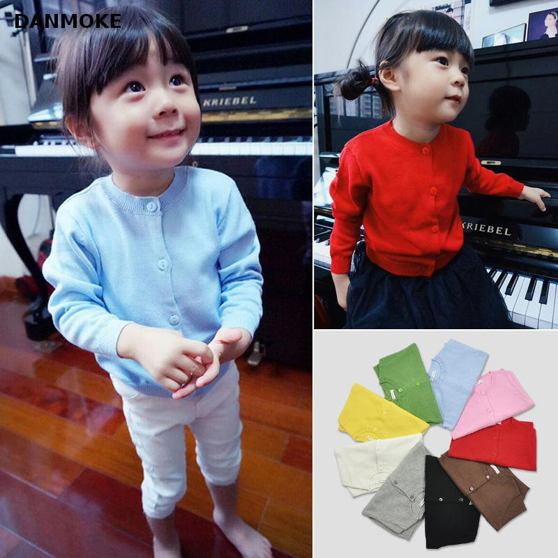 Danmoke-Autumn-Baby-Girl-Sweater-Casual-Baby-Girl-Boy-Cotton-Cardigan-Long-Sleeve-O-neck-Solid-Children-Sweater-Coats-3