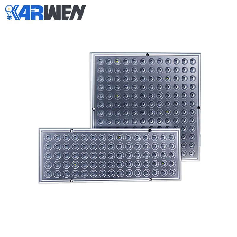 KARWEN LED Grow Light 25W 45W 75/114leds Full Spectrum LED Lamp Panel Grow Light AC85-265V EU Plug For Indoor Plants Greenhouse