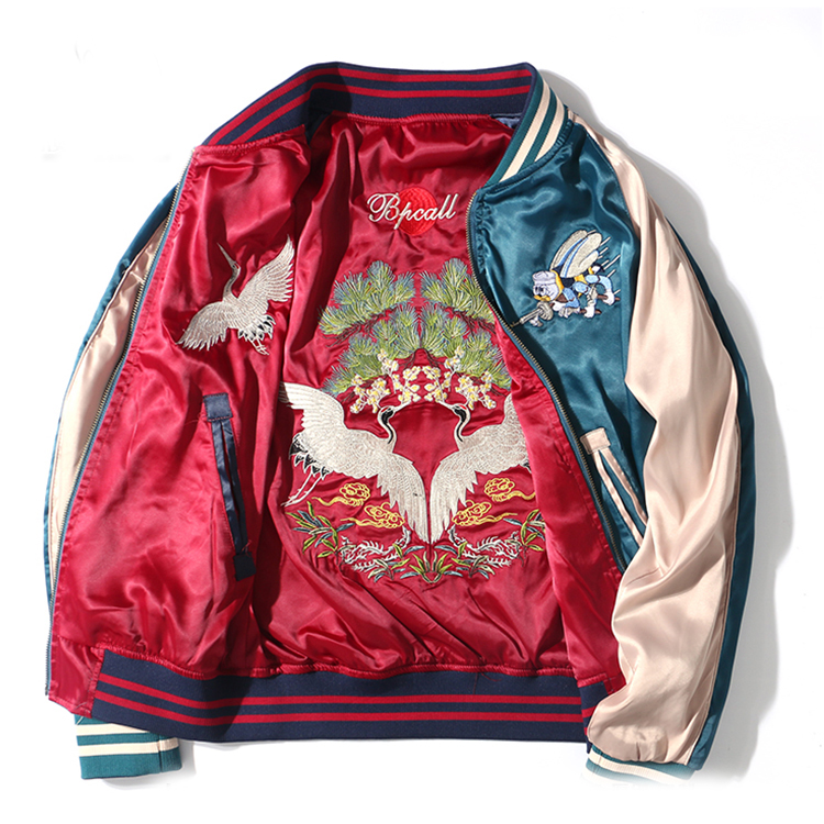 Online Buy Wholesale red bomber jacket from China red bomber ...