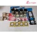Volvo EC140B kit de reconstruction de moteur | piston D4D + anneau de revêtement de cylindre  roulement de joint