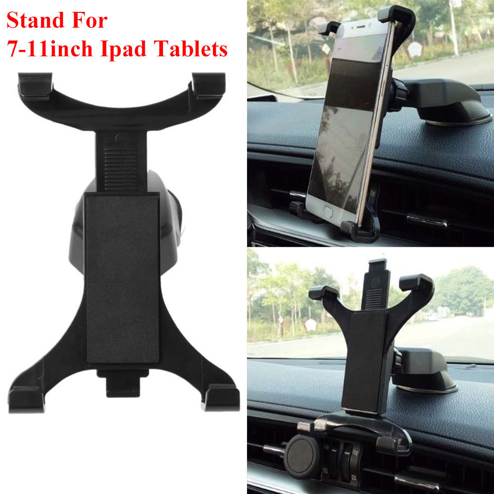 Mobile Holder Bracket 360 Degree Mount Stand On Auto Cars Dashboard For Cell Phone Tablet Pad 7-11