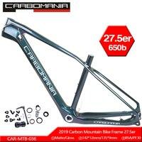 Nouveau cadre carbone t800 ud vtt 27.5er 650b cadre carbone vtt 2020 cadre vélo de montagne 27.5*12 ou 142*9mm cadre vélo mtb carbon frame 27.5er carbon mountain bike framemtb carbon frame -