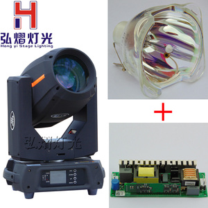 350W Beam Lamp Power Supply 17R Electronic Ignitor Ballast+High quality 1psc lamp platinum 17R light bulb stage light