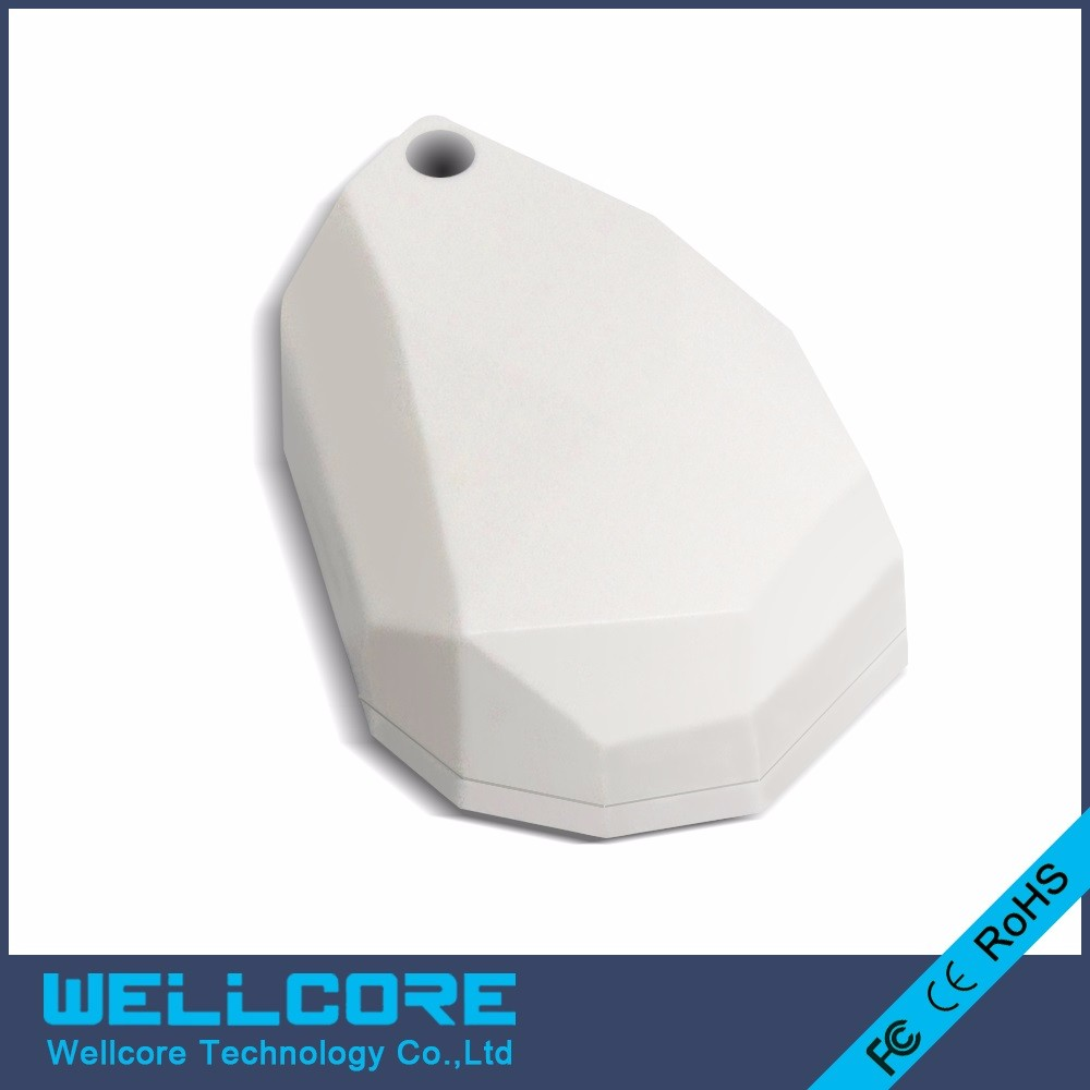 New Design Blue silicone ibeacon Mobile App Context Bluetooth le beacon Low Energy support eddystone URLs
