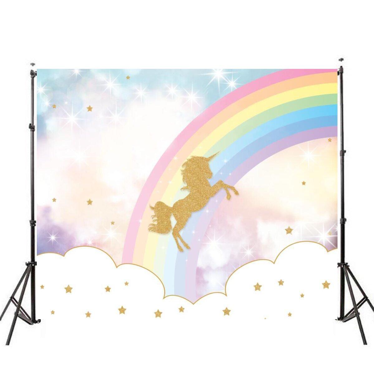 150X90cm / 210X150cm Rainbow