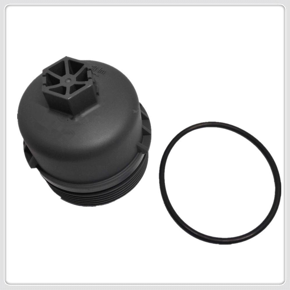 For FORD GALAXY SMAX MONDEO KUGA FOCUS 2.0 TDCI TRANSIT MK7 OIL FILTER TOP HOUSING CAP 1303477 3M5Q6737AA 1145964 NEU