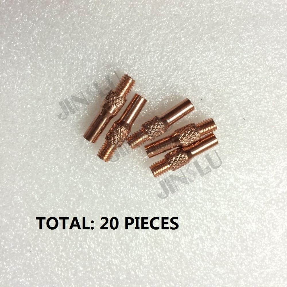 Contact Tip For  Style Spool Gun NBC 200A 20pcs