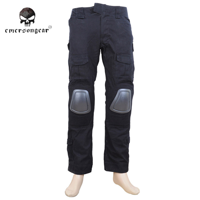ФОТО Emerson Gen2 Pants Men Military Combat BDU Pants With Knee Pads Sports Integrated Battle Trousers Hunting Trousers EM6988