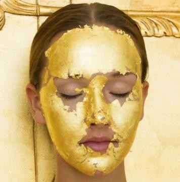 24K GOLD Active Face Mask Powder Brightening Luxury Spa Anti Aging Wrinkle 24K Gold Mask Powder Treatment Facial Mask 300G 11