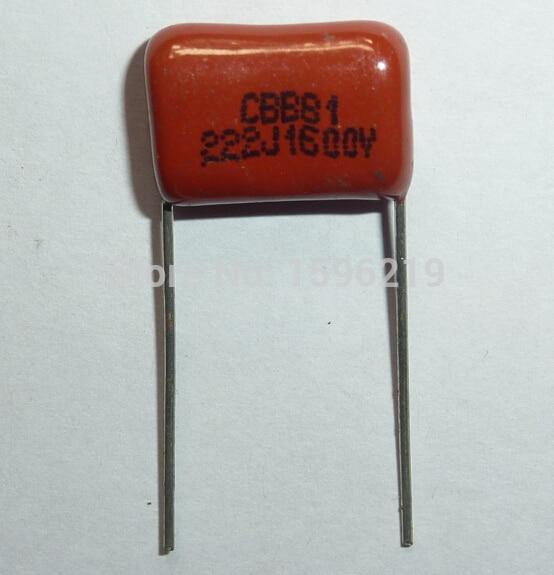 200pcs 222 50V 0.0022uf 2.2nf 2200pf Multlayer Ceramic Capacitor