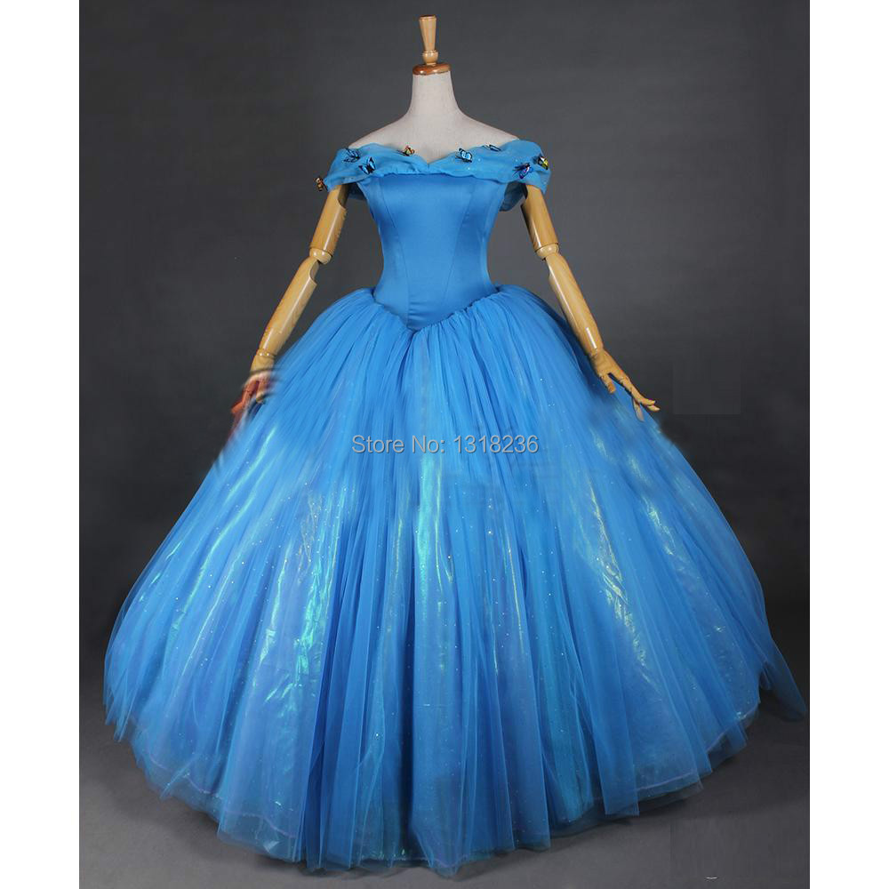 Dorable Disney Princess Themed Wedding Dresses Photos - Blue Wedding ...