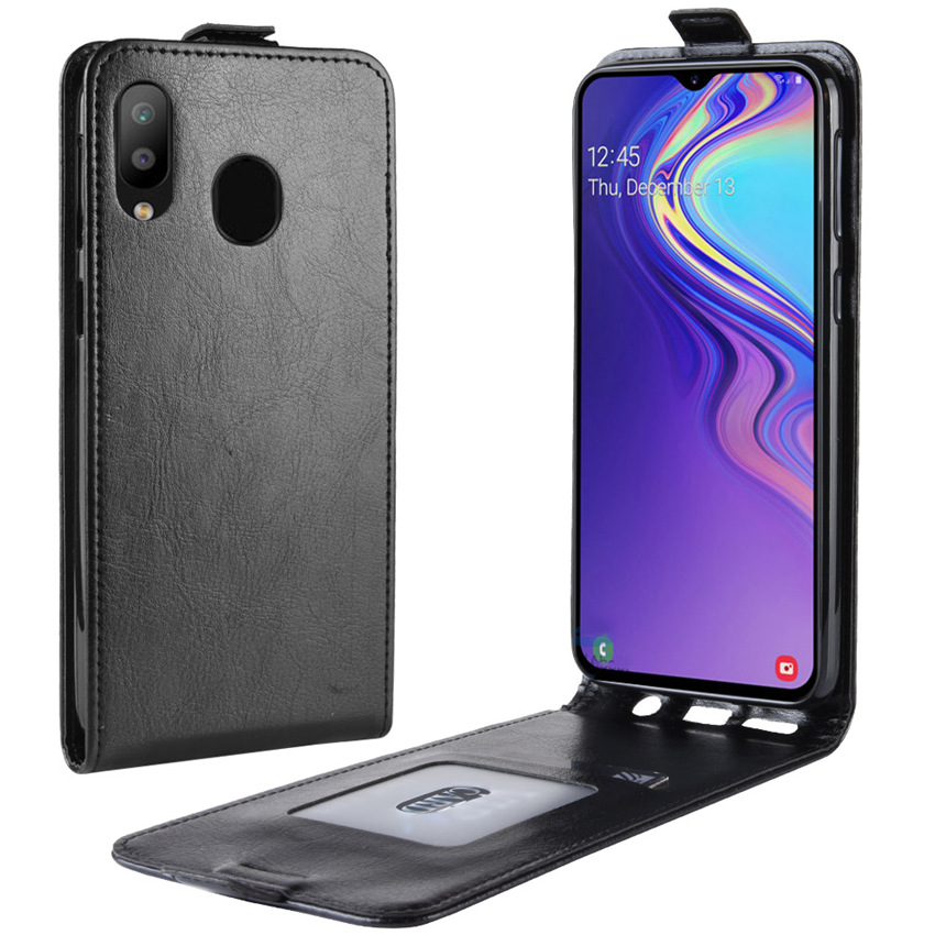 New 2019 For <font><b>Samsung</b></font> Galaxy <font><b>M20</b></font> <font><b>Case</b></font> Cover <font><b>Flip</b></font> Leather <font><b>Case</b></font> For <font><b>Samsung</b></font> Galaxy <font><b>M20</b></font> High Quality Vertical Cover image