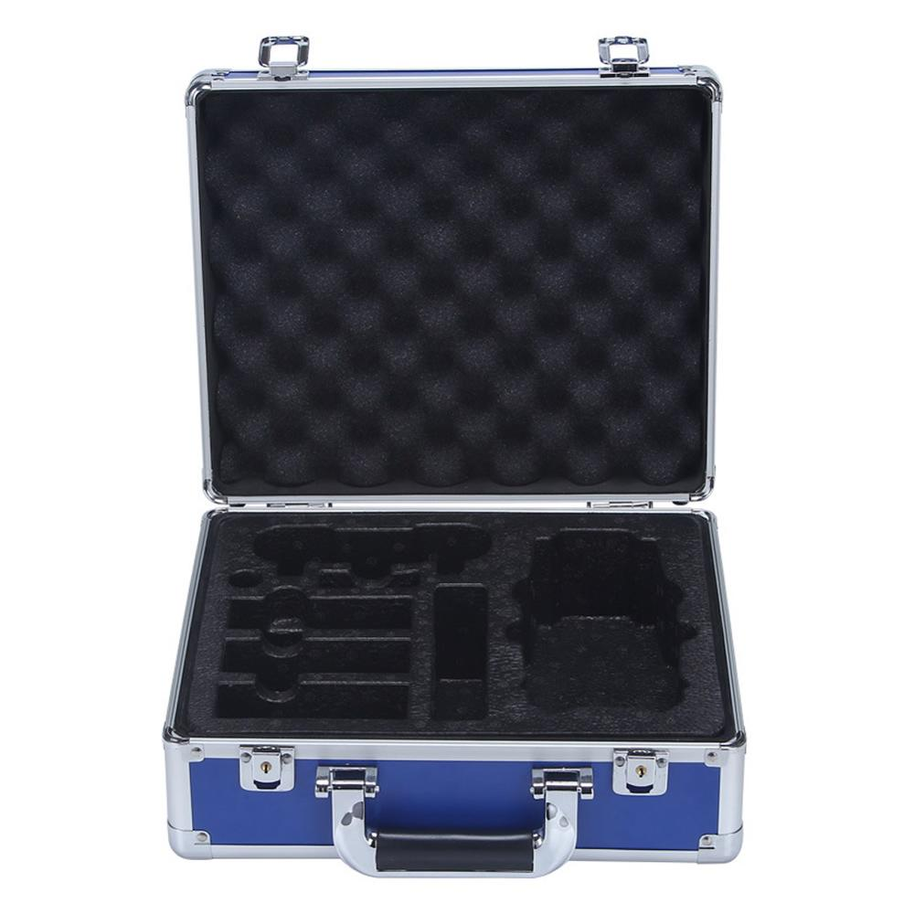 Tool Box Case For DJI Mavic Pro Drone Bag Aluminum Plate Hardshell Waterproof Suitcase Accessories Storage Box For RC Quadcopter in Drone Bags from Consumer Electronics
