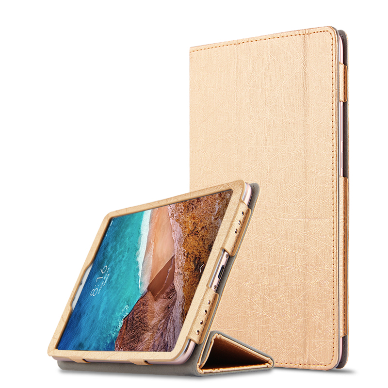 Case For Xiaomi Mipad four Protecting Cowl Mipad4 Pu Leather-based Case For Xiaomi Pill four Mi Pad four Protector Sleeve Mi Pad4 8.zero Inch