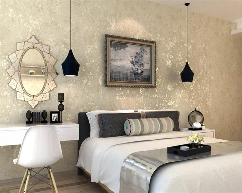 Tapeten Schlafzimmer Retro