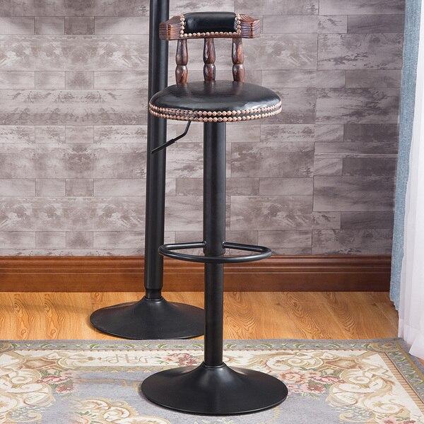 bar lifting stool coffee roation ancient  chair free shipping