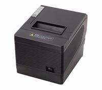 POS80 USB LAN RS232 High Quality 80mm Thermal Receipt Printer XP 260III Auto Cutter Machine Printing