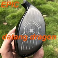2019 original datang dragon golf driver real EPIC FLASH 9 or 10.5 degree with TourAD TP6 shaft authentic golf clubs
