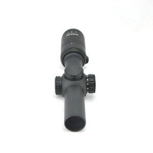 Image 4 - Прицел для винтовки Visionking Optics 1 8x24, низкопрофильный, с подсветкой