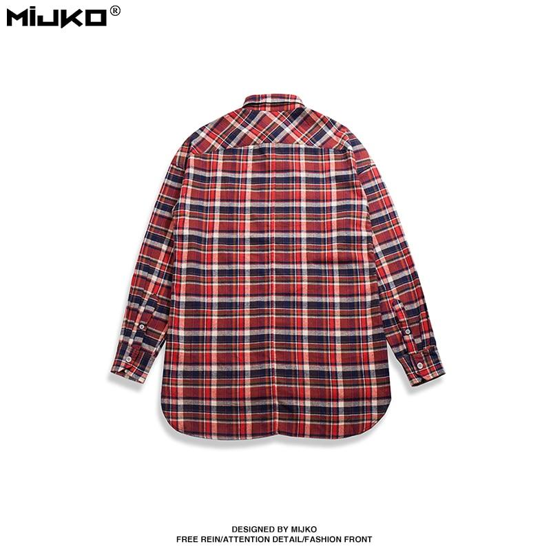 MIJKO Ανδρικά Ρούχα 2018 Φθινόπωρο Νέο - Ανδρικός ρουχισμός - Φωτογραφία 4