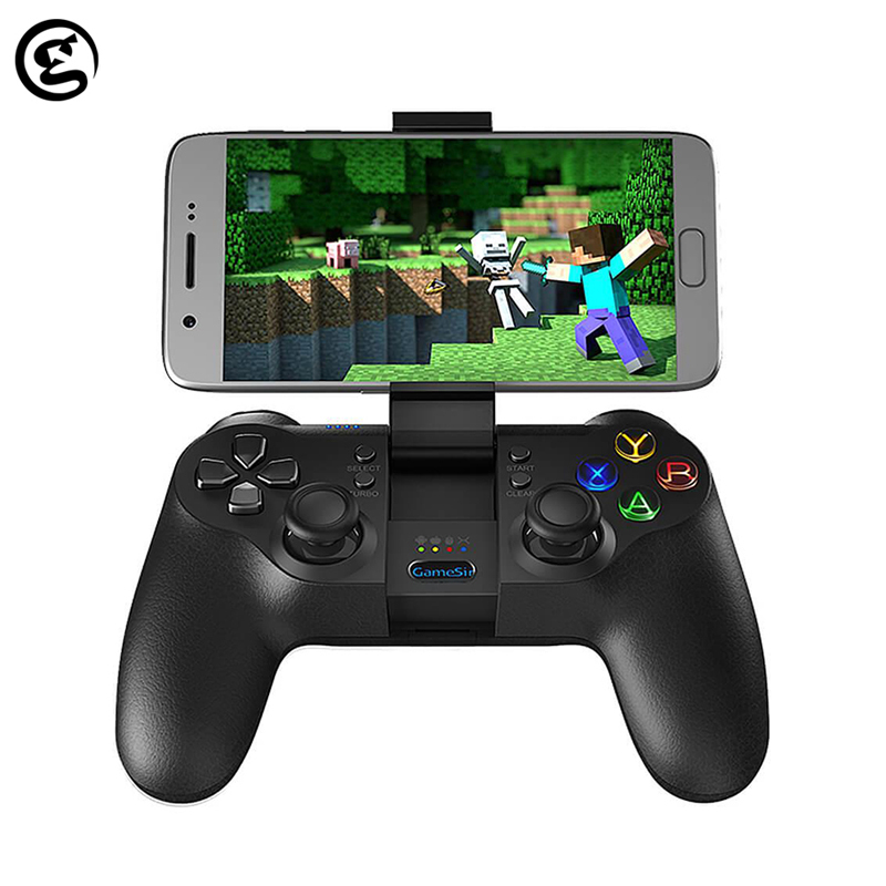 GameSir T1s Gamepad Bluetooth 2.4G Wireless Controller for Android Phone/Windows PC/VR/TV Box/for Playstation 3 Joystick for PC gamesir f1 gamepad game controller phone analog joystick grip for all android