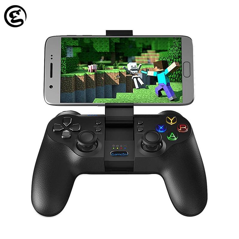 GameSir T1s Gamepad Bluetooth 2.4g Sans Fil Contrôleur pour Téléphone Android/Windows PC/VR/TV Box/ pour Playstation 3 Joystick pour PC