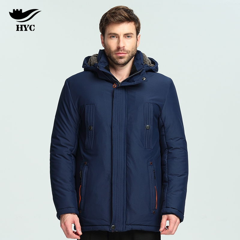 HAI YU CHENG Winter Jackets Mens Wadded Parkas Warm Jacket Coat Male Anorak Winter Windbreaker Fleece Lining Hooded Coats cheng yu edwin tsai the syntax of wh questions in vietnamese
