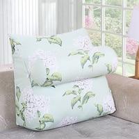 Home Colorful Cushion Massage Sofa Pillow Vintage Cushions Garden Furniture Chair Pads Coussin Chaise Lounge Cushion 50B0267