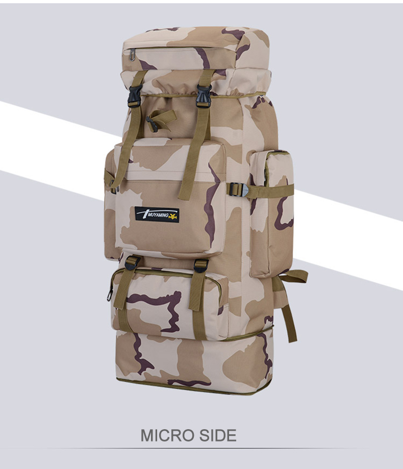 Camping Military Backpack USD 8