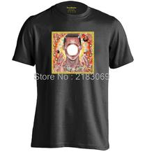 Flying Lotus You'Re Dead Mens & Womens Summer style Cotton Casual T Shirt