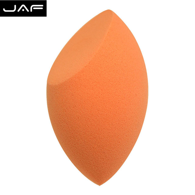 JAF Milagre Pele Macia Esponja Crescer em Água Maquiagem Blender Foundation Puff Flawless Pó Beleza Suave Ovo