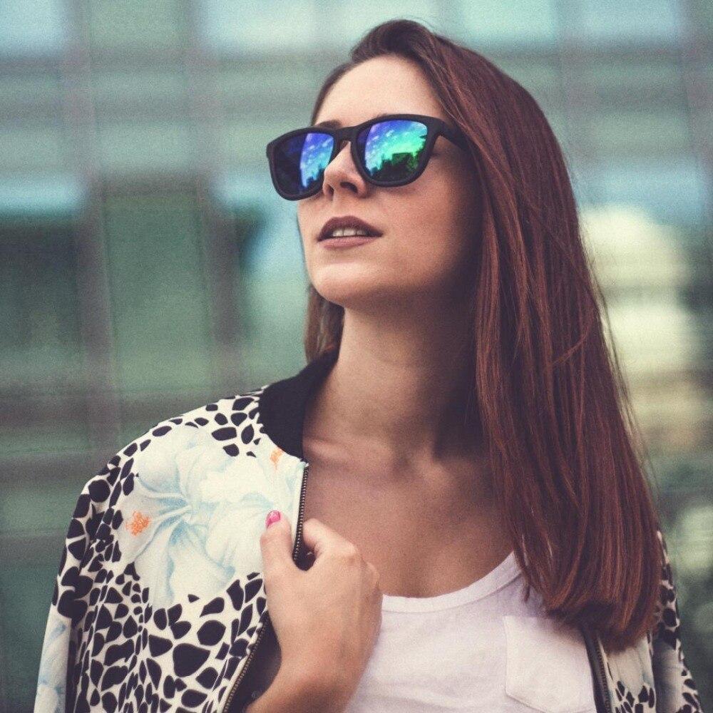 Dokly marka moda eynək kişilər Retro eynəklər Qadın Vintaj - Geyim aksesuarları - Fotoqrafiya 2