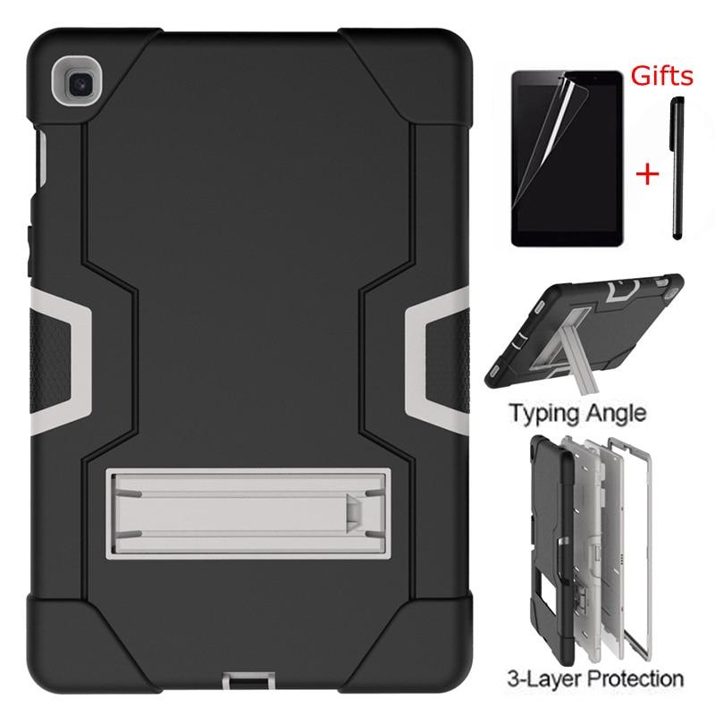IBuyiWin Heavy Duty Safe Silicon Case For Samsung Galaxy Tab S5e SM-T720 SM-T725 10.5