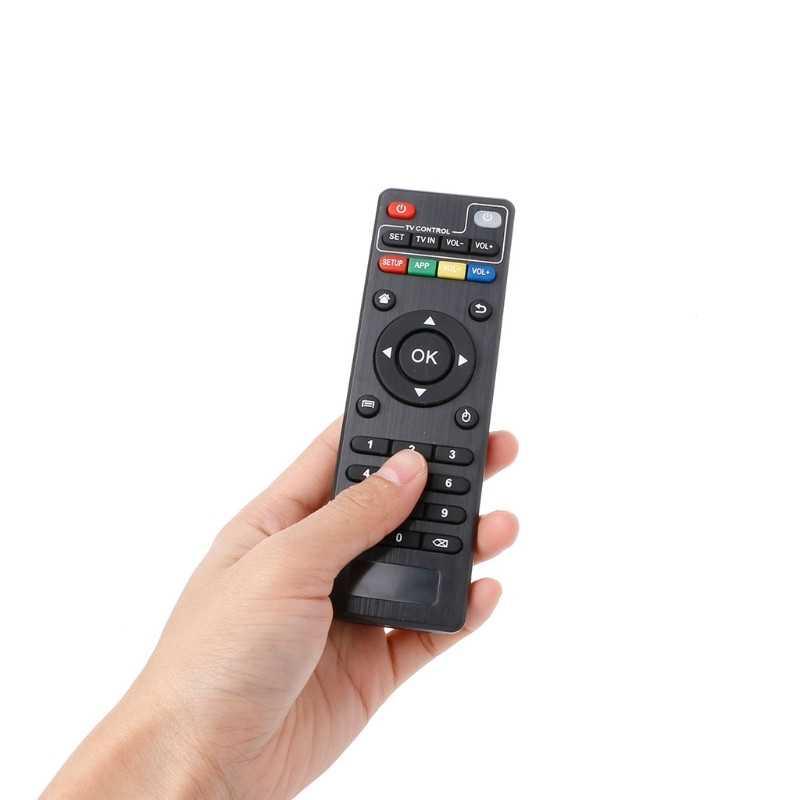 IR Telecomando di Ricambio Controller Per Android TV Box H96 pro +/M8N/M8C/M8S/V88/X96/MXQ/T95N/T95X/T95