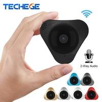 Techege 960P 3D VR WIFI Smart Camera 360 Degree Panoramic IP Camera 1 3MP FIsheye Wireless
