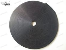 HTD 5M timing belt width 20mm Arc tooth pitch 5mm Synchronous rubber open ended pulley CNC 3D Engraving Machine HTD5M 20mm belt