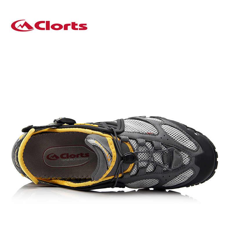 Clorts Scarpe Da Trekking Uomini All'aperto Scarpe di Acqua Ad asciugatura rapida Aqua Scarpe Leggero Nuoto Scarpe WT-05