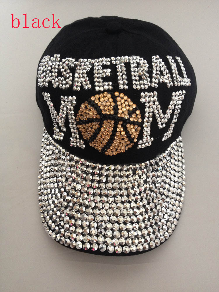 Free shipping wholesale fashion hat caps sunshading men and women's baseball cap rhinestone hat basketball cotton snapback cap brushed cotton twill ivy hat flat cap by decky brown