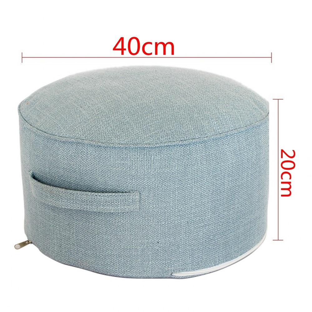 HTB1U0pKUMHqK1RjSZFEq6AGMXXap New Design Round High Strength Sponge Seat Cushion Tatami Cushion Meditation Yoga Round Mat Chair Cushions Hap-deer