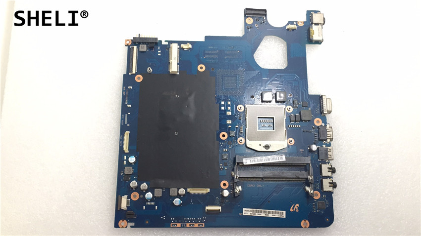 SHELI For Samsung NP300E7A Laptop Motherboard  BA92-09243A BA92-09243B