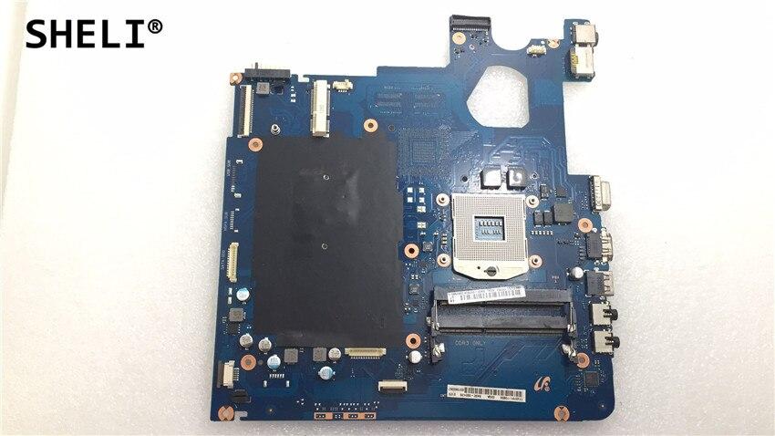 SHELI Pour Samsung NP300E7A Mère D'ordinateur Portable BA92-09243A BA92-09243B