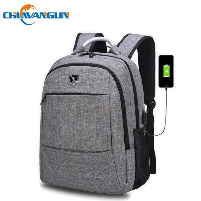 949d760c8c23 Chuwanglin fashion male backpacks 15.6 Inch laptop backpack waterproof  school bags casual Business backpack men C08991