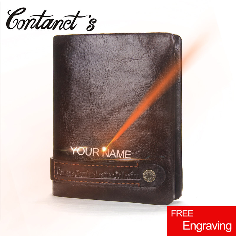 Vinatge Brand Minimalist Wallet Short Bifold Wallet Men Genuine Leather Coin Purse Dollar Price Organizer Zipper Money Bag 2017 men genuine leather wallet 2016 dollar price luxury famous designer high quality money clip men wallet