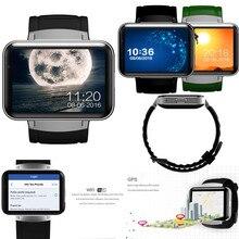"""2.2 """"หน้าจอขนาดใหญ่android 5.1 dual coreกล้องwifi 3กรัมsim gpsเพลงวิดีโอโทรsmart watch"""