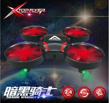 2017 ATTOP New remote control Mini Quadcopter A11 RC Drone Handheld 2.4G 360 Flip 3 Different Speed Headless Mode RC Helicopter