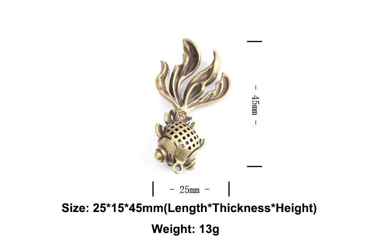 goldfish keychain pendant (15)