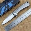 New Zero Error ZT0808 Folding Knife Outdoor Camping Portable Folding Knife D2 High Hardness Hand Tools