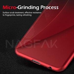 Image 5 - Роскошный 360 градусов Защита Полный чехол для телефона для huawei P10 P9 P8 Lite противоударный чехол honor 9 9 Lite 8 чехол стекло
