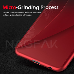 Image 5 - Luxury 360 Degree Protection Full Cover Phone Case For Huawei P10 P9 P8 Lite Shockproof Cover honor 9 9 Lite 8 Case Glass