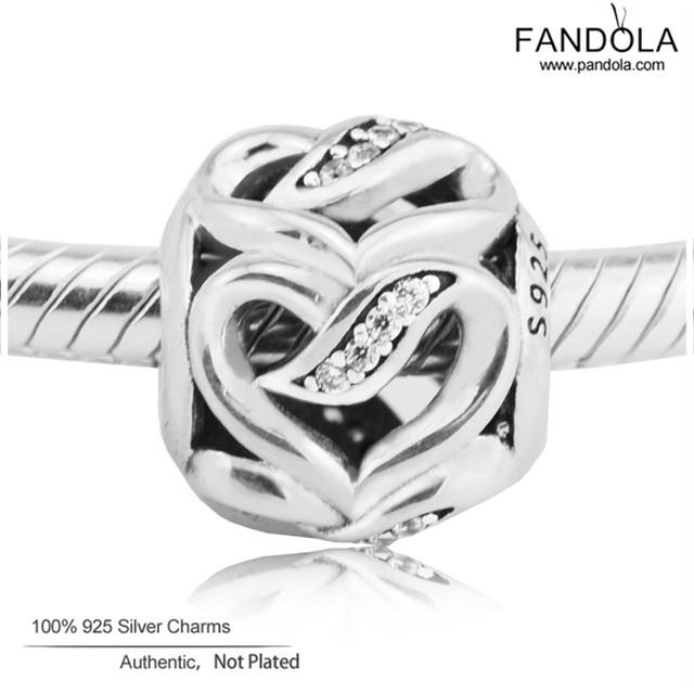 2017 fitas do amor do dia dos namorados 925 sterling silver bead encantos para jóias fazendo diy fina se encaixa pulseiras de pandora
